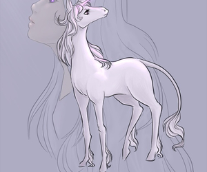 book lover and the last unicorn image