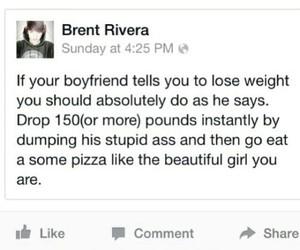 beautiful, boyfriend, and weight image