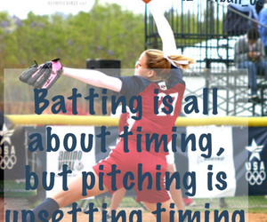 softball, softballsaying, and im_playing_softball_09 image