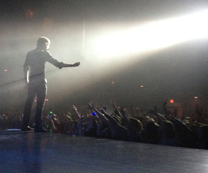 concert, fans, and idols image