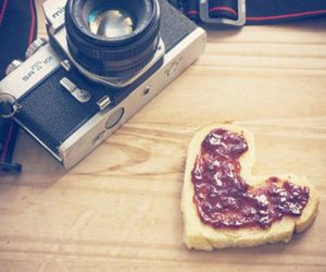 heart, vintage, and sweet image