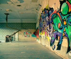 graffiti, photo, and photography image