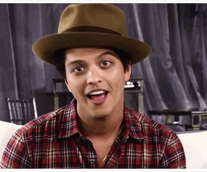 bruno mars and funny image