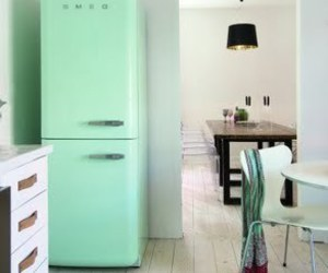 kitchen, smeg, and home image