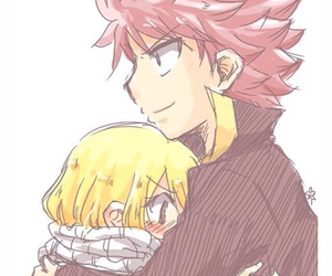 nalu, fairy tail, and lucy heartfilia image