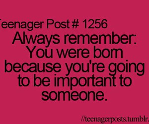 true, teenager post, and teenager posts image
