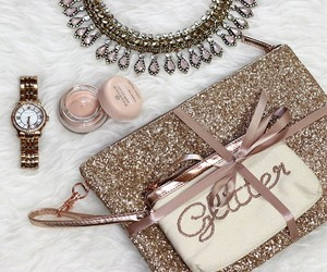 accessories, fashion, and makeup image