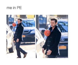 funny, justin timberlake, and school image