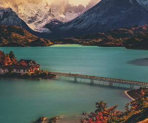 lake, landscape, and place image