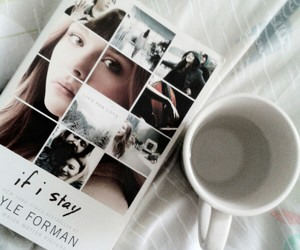book and if i stay image