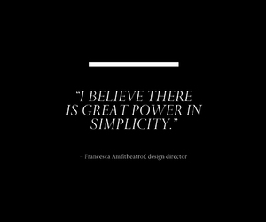 quotes, simplicity, and words image