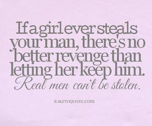 quote, real men, and love image