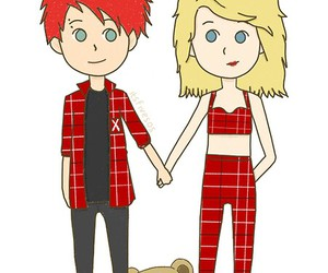 Taylor Swift and 5sos image