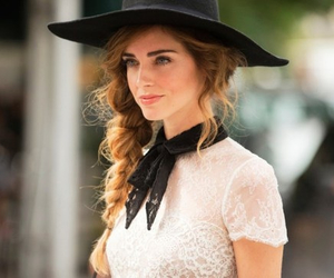 classy, fashion, and hat image