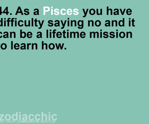 birthday, pisces, and quote image