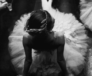 ballet, dress, and girl image