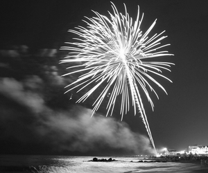 firework, lights, and photography image