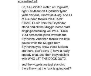 harry potter, headcanon, and tumblr image