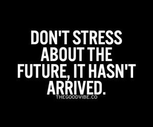 future and stress image