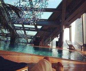 luxury, beautiful, and pool image