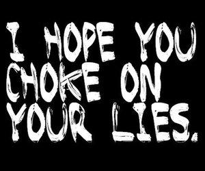 text, lies, and choke image