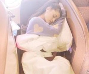 ariana grande, sleep, and ariana image
