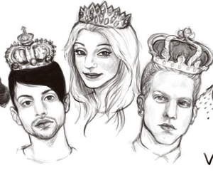 art and pentatonix image