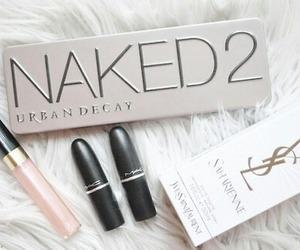 makeup, mac, and naked image