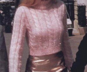 70s, pink, and vintage image