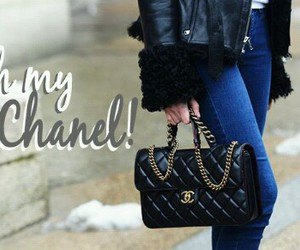 chanel, style, and trend image