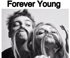 young and forever image