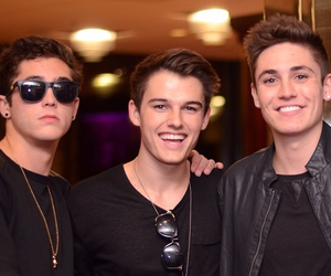 kenny holland, nate maloley, and sammy wilk image
