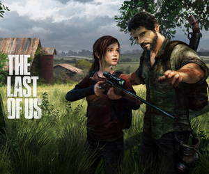 the last of us and game image