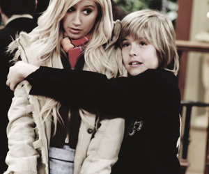 ashley tisdale, disney, and dylan sprouse image