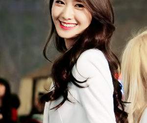 snsd, yoona, and smile image