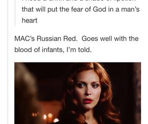 OMG, abaddon, and supernatural image