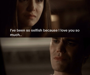 quote, witch, and the vampire diaries image