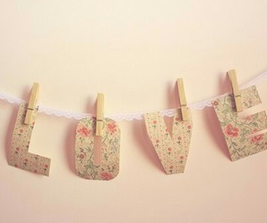 letters, cute, and pin image