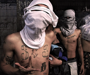 ghetto, badboys, and Tattoos image