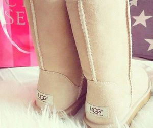 uggs, ugg, and shoes image
