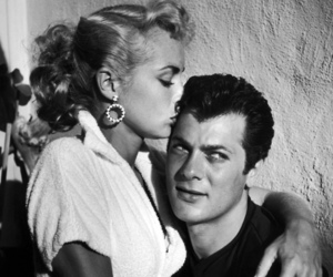 tony curtis and Janet Leigh image