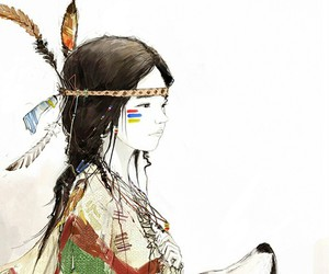 amazing, native american, and style image