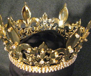 crown, gold, and photography image