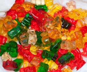 candy, gummies, and gummy bears image