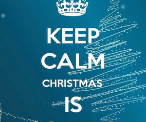 calm, christmas, and coming image