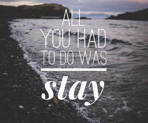 quote, stay, and Taylor Swift image