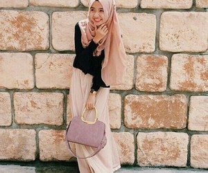 hijab, inspiring, and outfit image