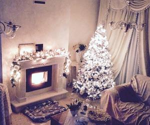 winter, christmas, and room image