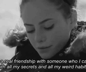 skins, friendship, and Effy image