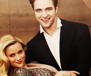 Reese Witherspoon, robert pattinson, and wa image